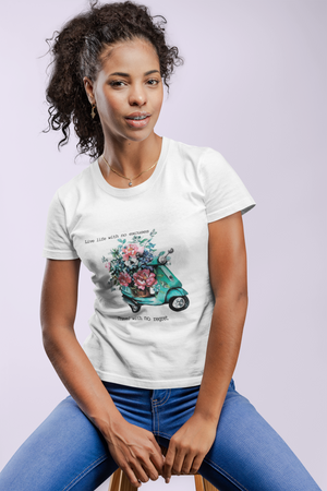 Women's T-Shirt Adventure | Time2Tee™