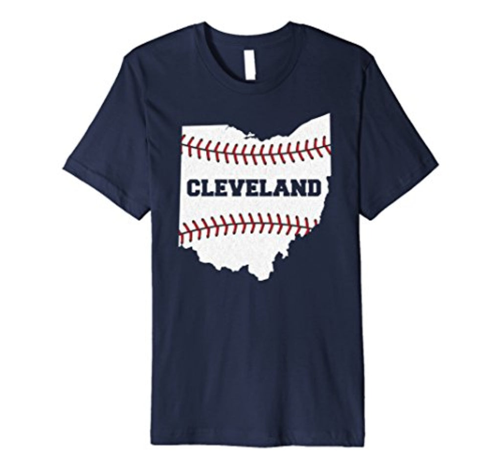 216 cleveland ohio baseball t shirt men women boys girls