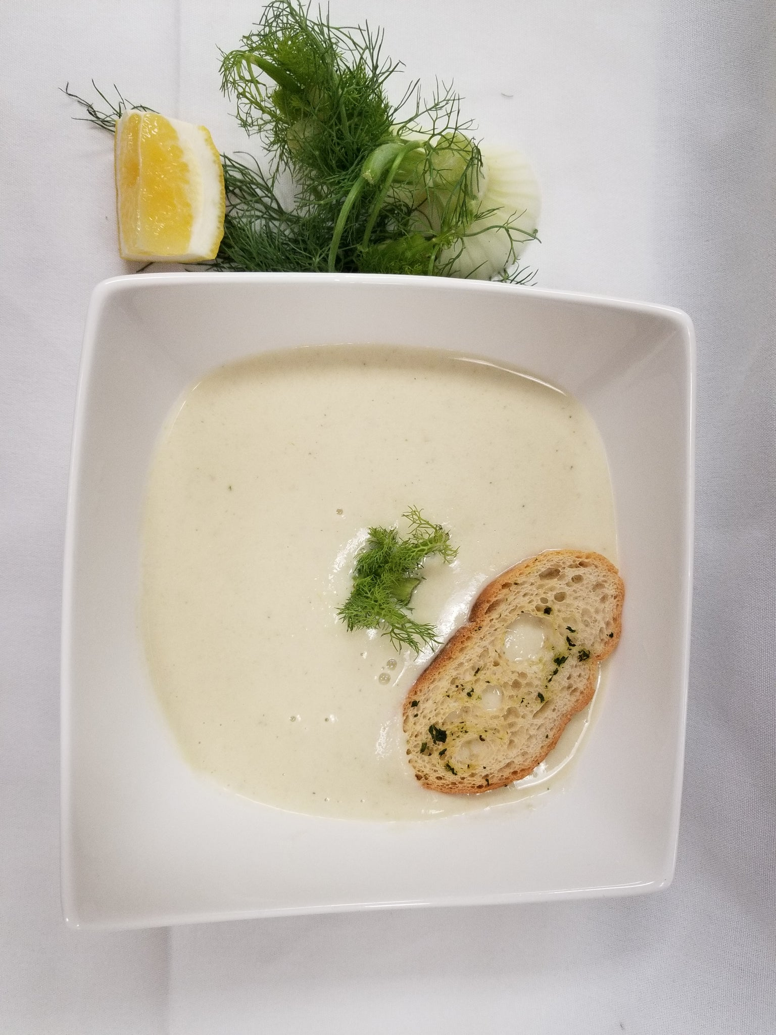 Creamy Fennel Soup