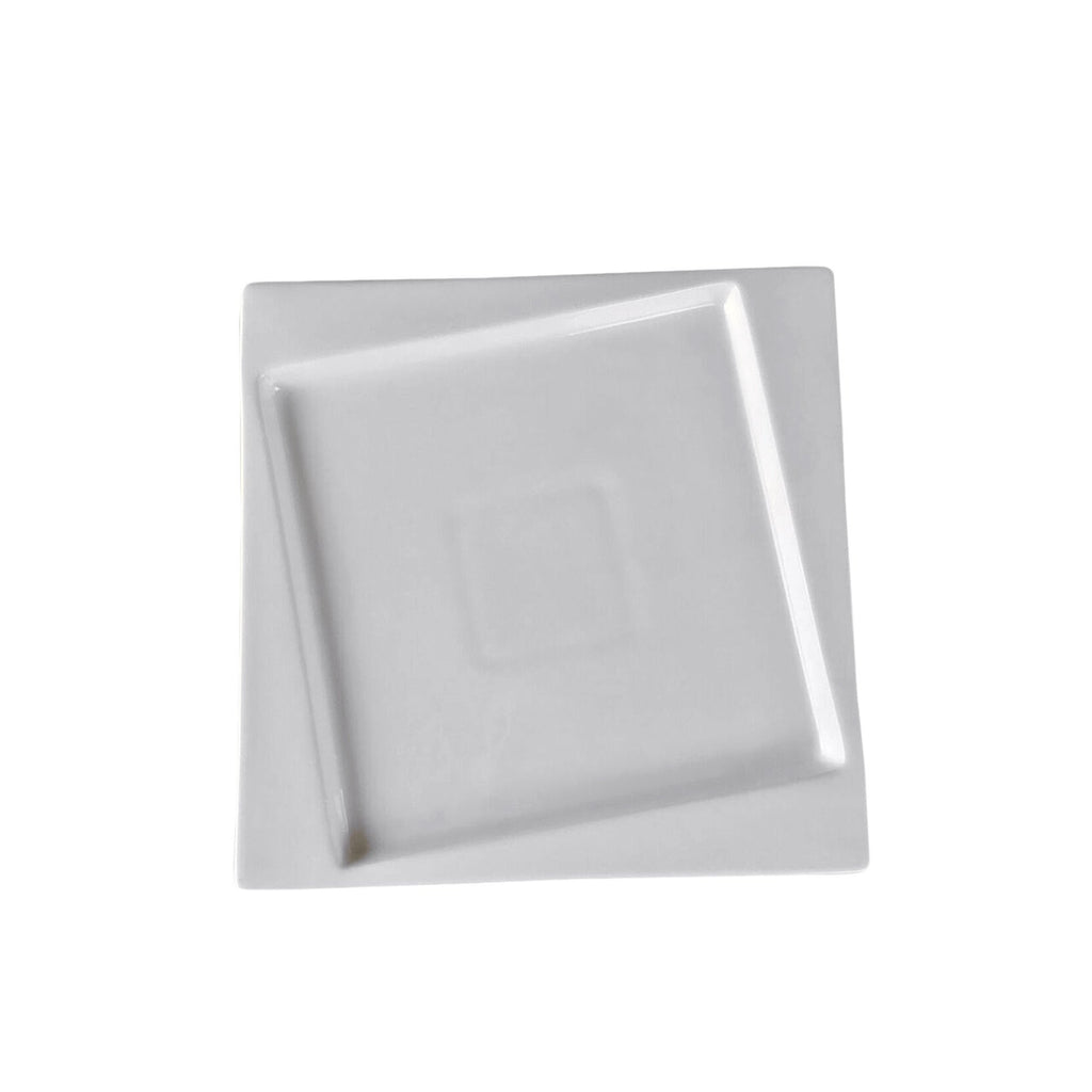 "Square Collection 8.3"" (21 cm) Porcelain Salad Plate"
