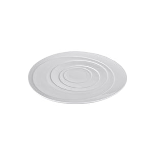 "Spinning Collection 12.6"" (32 cm) Porcelain Plate"