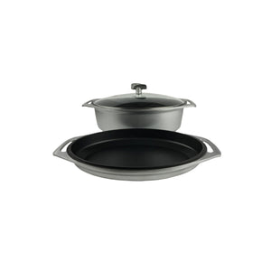 3-Piece Super Oval Roaster Set