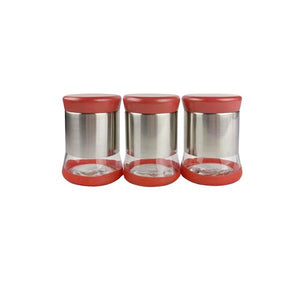 3-Piece Canister Set (R)