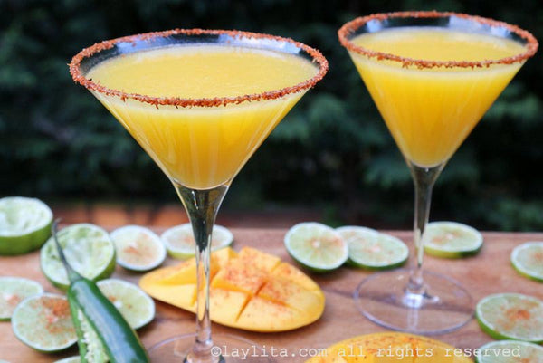 Complete the Drink: Mango Margaritas & Top 3 Food Pairings