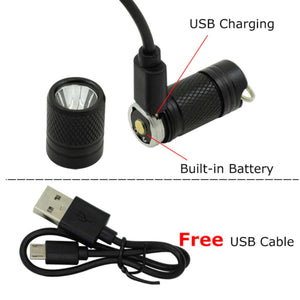 ApolloBright - USB Pocket Flashlight