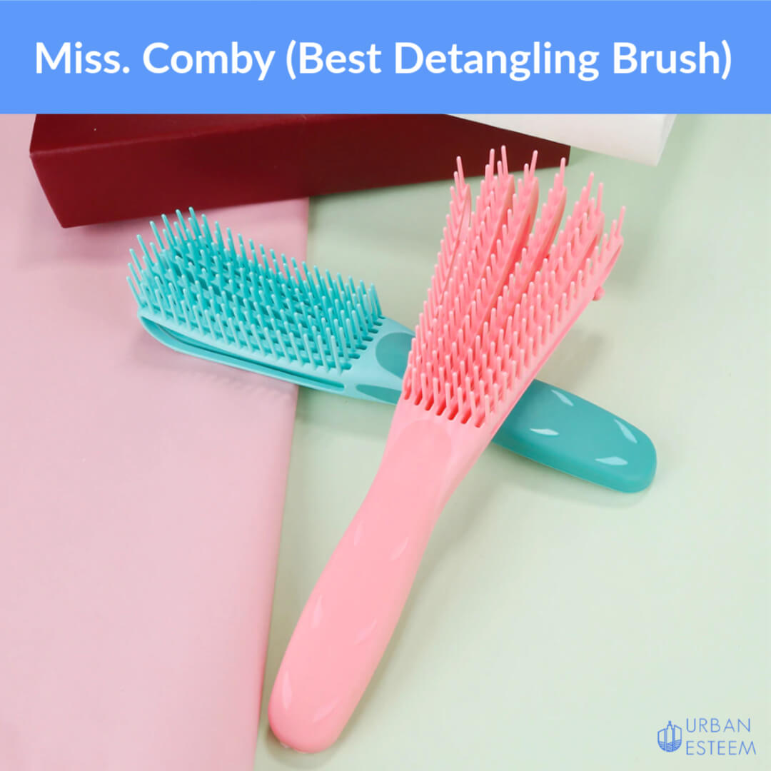 Miss.Comby - The Best Detangling Hair Brush