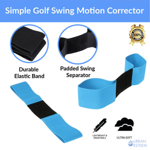 Simple Golf Swing Motion Corrector
