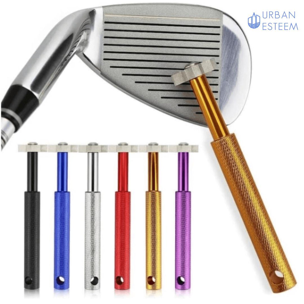 GuanYuPro - Golf Club Groove Sharpener
