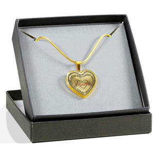 To My Future Wife - I Cannot Wait To Spend My Entire Life With You (Real 18k Gold Finish)