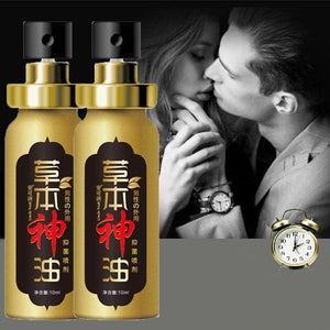 60 Minutes Male Penis Enlargement Delay Ejaculation Spray-ZhenDuo Sex Shop