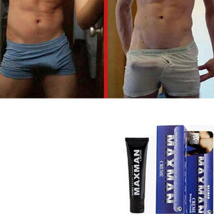 60G Male Sex Enhancement MAXMAN Penis Enlargement Cream-ZhenDuo Sex Shop
