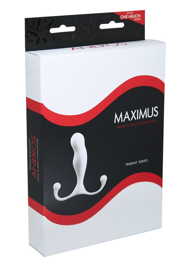 Aneros Maximus Trident Prostate Massager-ZhenDuo Sex Shop