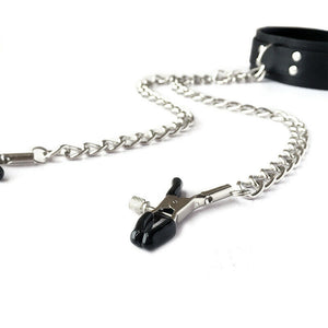 BDSM Slave Cuff Nipple Clamps Bondage Kit-ZhenDuo Sex Shop