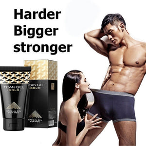 TITAN Gel: Male Penis Enlargement Herbal Big Dick Thickening Growth Cream-ZhenDuo Sex Shop