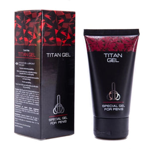 Male Penis Enlargement Herbal Big Dick Thickening Growth Cream TITAN Gel-ZhenDuo Sex Shop