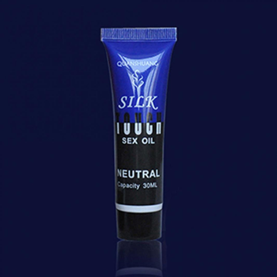 QuanShuang Silk Touch Anal Lubricant Gel Oil PH Neutral-ZhenDuo Sex Shop