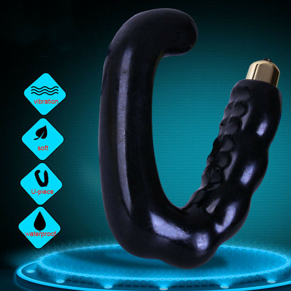 Anal Vibrator Butt Plug Prostate Massager for Men-ZhenDuo Sex Shop
