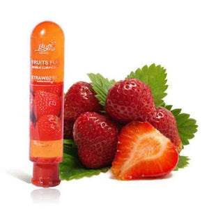 Fall in Love Edible Fruit Flavoured Personal Lubricant Oil-ZhenDuo Sex Shop