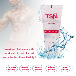 TSN Water-Based Lubricant Body Massage Oil-ZhenDuo Sex Shop