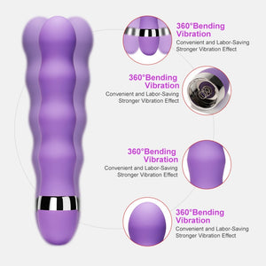 Multi-speed G Spot Vagina Clitoris Vibrator-ZhenDuo Sex Shop