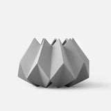 Abstract Folded Vase Small
