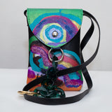 Lily Duffy Handpainted Magic Bags