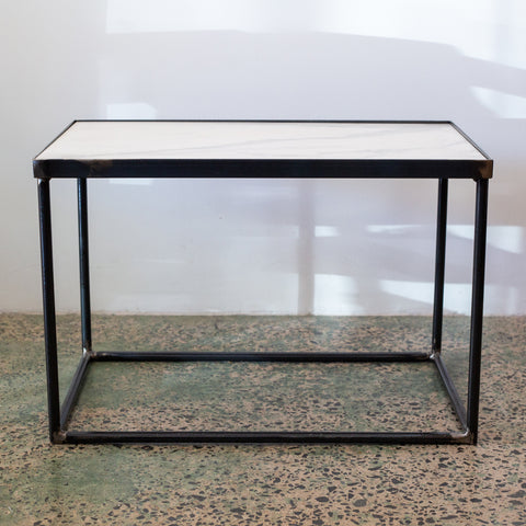 TLI Original Marble Coffee Table - Small