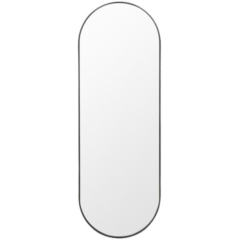 Borg Oval Mirror