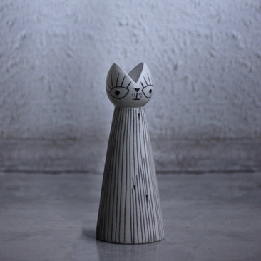 Fliss Dodd Cat Sculpture