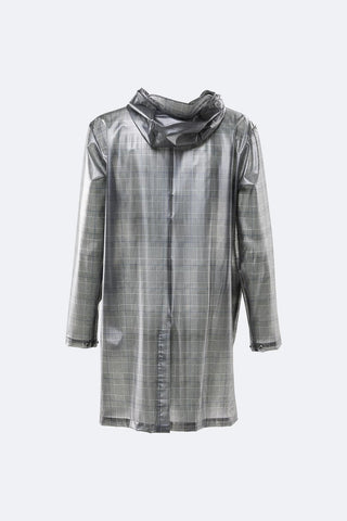 Rains Check Hooded Coat