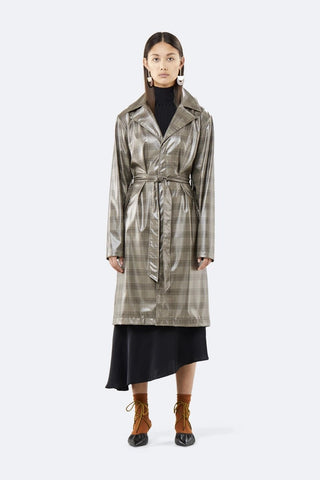 Rains Check Overcoat