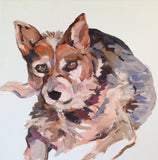 Matilda Dumus Dog artworks