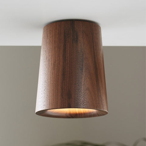 Terence Woodgate Solid Downlight Cone - Timber