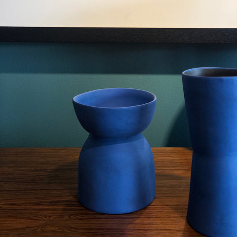 Ode Ceramics Blue