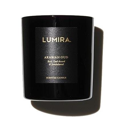 Lumira Candle - Glass