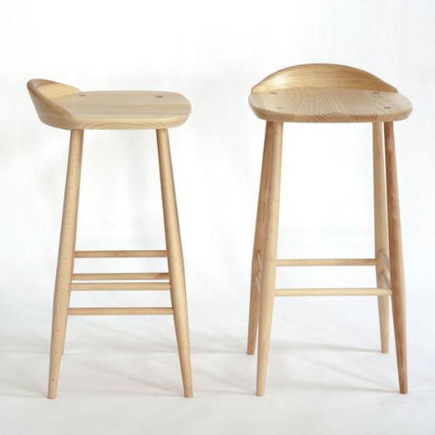 Ercol Original Barstool with Back