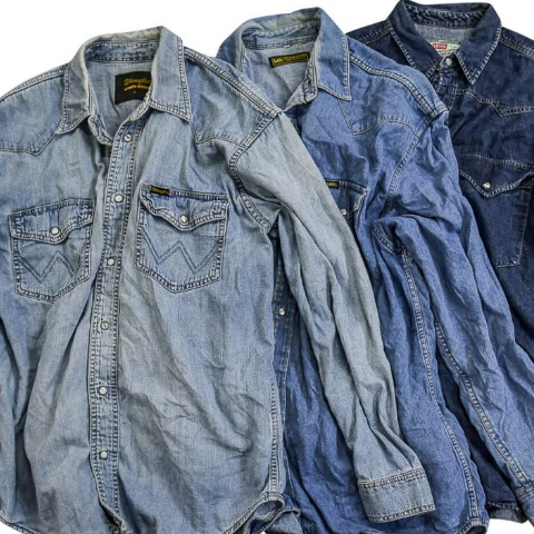 French Denim Jackets
