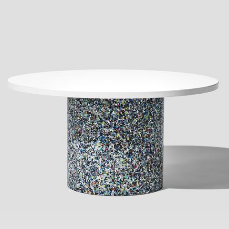 Confetti Round Coffee Table