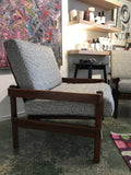 Rifka Mid Century Arm Chairs - SOLD