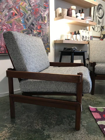Rifka Mid Century Arm Chair