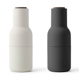 Sculptured Salt and Pepper Grinders