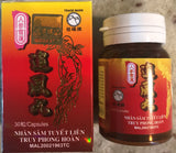 NHAN SAM TUYET LIEN (gout joint supplements)