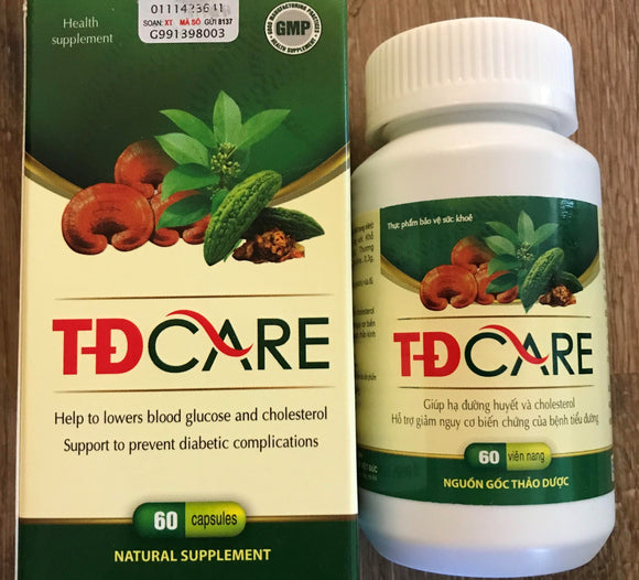 TDCARE glucose supplements