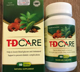 TDCARE (lower blood sugar supplements)