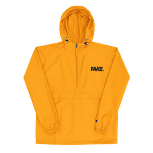 FAKE Embroidered Champion Parka