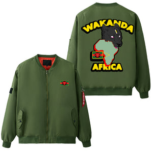 Wakanda Air force Bomber