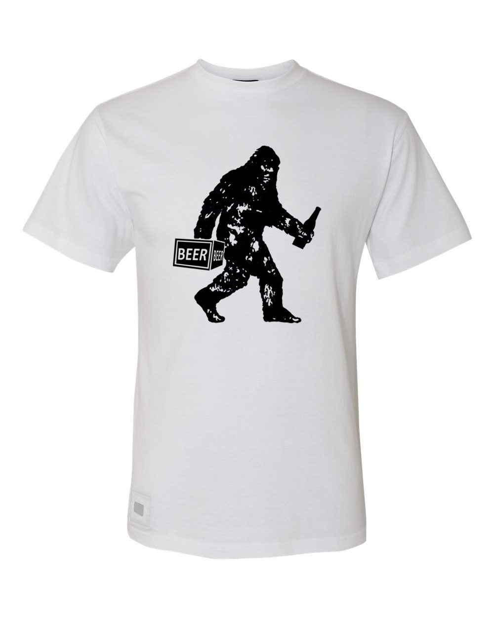 Bottle Opener Tee - Bigfoot - BeerShark