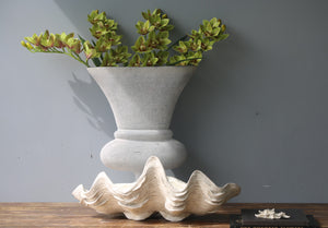 69 cm extra large faux Ruffled clam - PRE-ORDER
