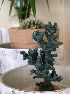 Faux , artificial resin stone Tree Coral