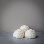 Faux Brain Coral - Set of Three